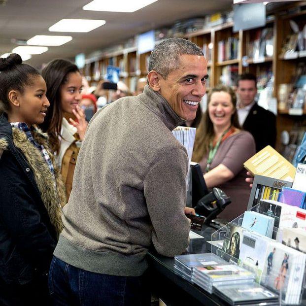 Obama Foto: https://www.facebook.com/barackobama