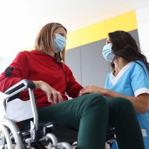 Las 7 causas principales de discapacidad en el mundo, según la OMS (Foto Bigstock)