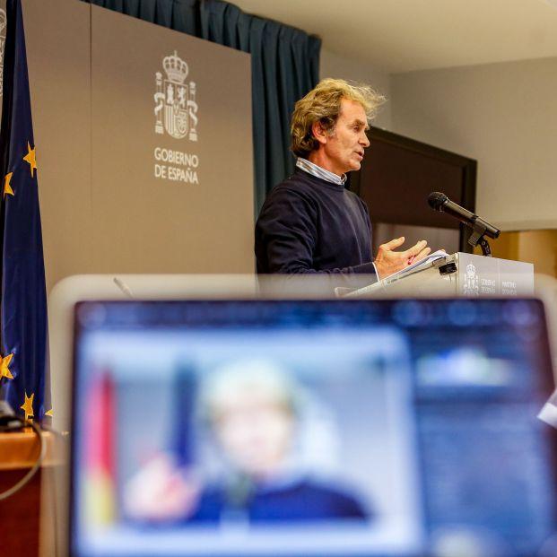 """Fernando Simón: """"En marzo la cepa británica podría ser la dominante en España"""""""