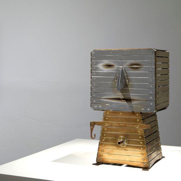 Exposición de H.C. Westermann  Volver a Casa en el Museo Reina Sofía de Madrid (Museo Reina Sofía)