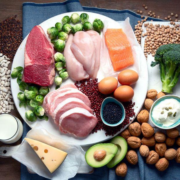 Cuatro alimentos que tienen más proteínas que la carne Foto: bigstock