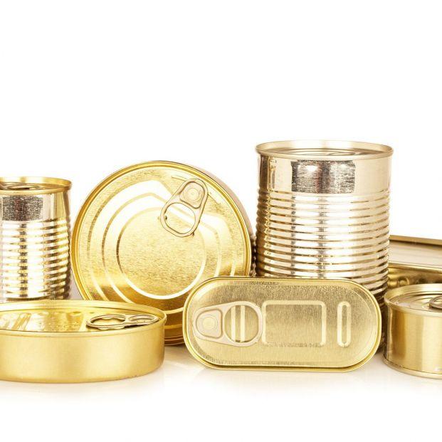 Alimentos en conservas o latas, son peligrosos para la salud (Bigstock)