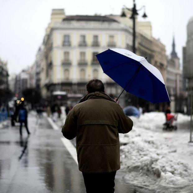 Lluvia, viento y temperaturas más altas de lo normal para este fin de semana