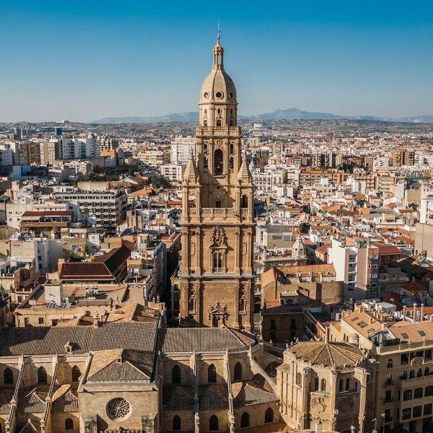 Hallan en Murcia una de las torres ibéricas más grandes de España