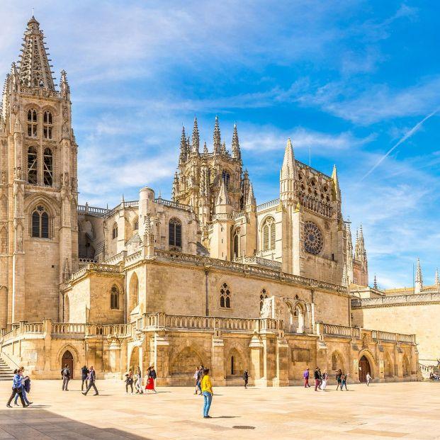 Ruta por las principales catedrales góticas de Castilla y León Foto: bigstock