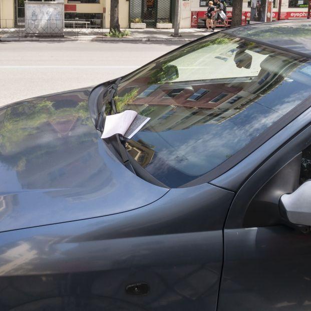 Cómo y cuándo recurrir una multa de tráfico (Foto Bigstock)