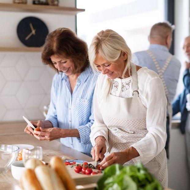 Alimentos que ayudan a prevenir la osteoporosis (Bigstok)