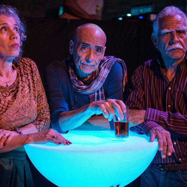 'El baile de la gacela' y el reto de superarse a los 72 años