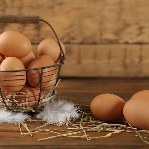 Los huevos, ¿mejor dentro o fuera de la nevera? foto: bigstock