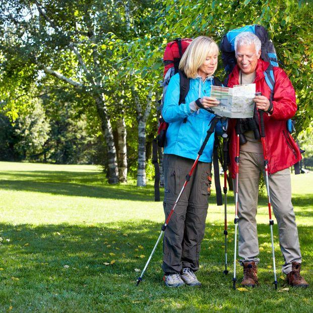 Hay límite de edad para practicar el trekking (Bigstock)