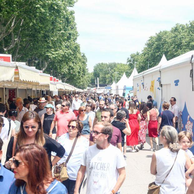 Retrasos en la cultura por el covid: Feria del Libro a septiembre, Arco en julio y los Goya a marzo   Foto: Europa Press