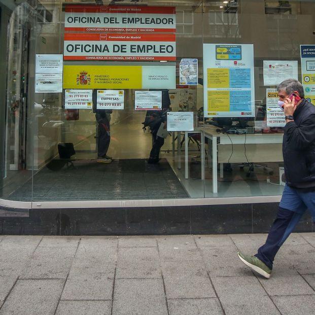 Enero destruye 218.953 empleos y el número de personas en ERTE sube a 739.000 en plena tercera ola
