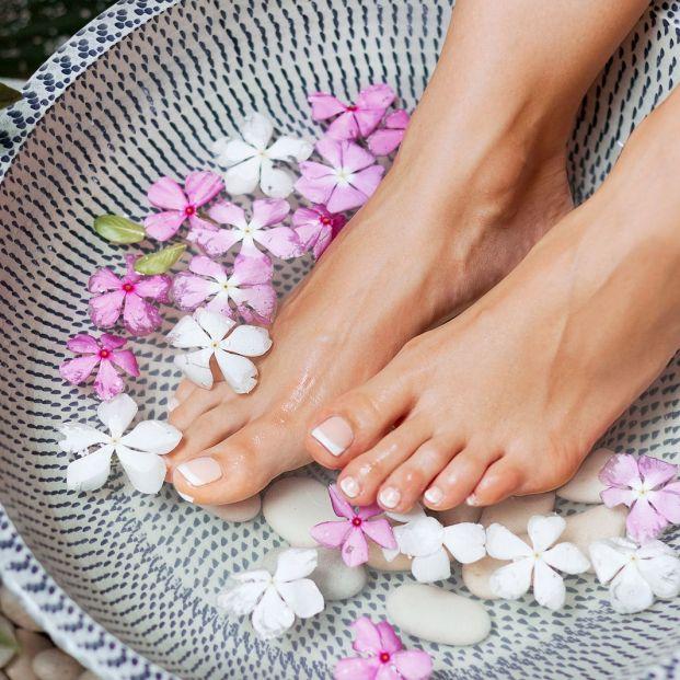 La forma correcta de cortar las uñas de los pies Foto: bigstock