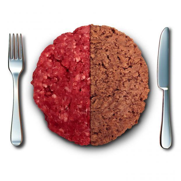 """Llega a Lidl """"la carne que no es carne"""", con la receta que triunfó en EEUU (Foto Bigstock)"""