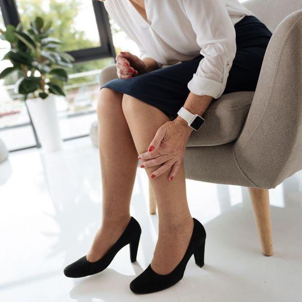 Si tienes cansancio generalizado podrías tener mala circulación sanguínea (Foto Bigstock) 2