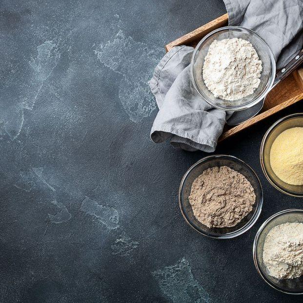 5 harinas saludables que se venden en el supermercado