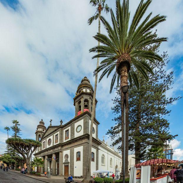 La Laguna, uno de los tesoros de las Islas Canarias Foto: bigstock