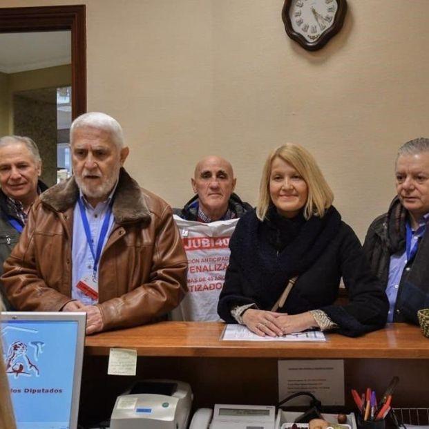 UGT y Confedetel piden a Valerio acabar con la penalización a los pensionistas con largas carreras