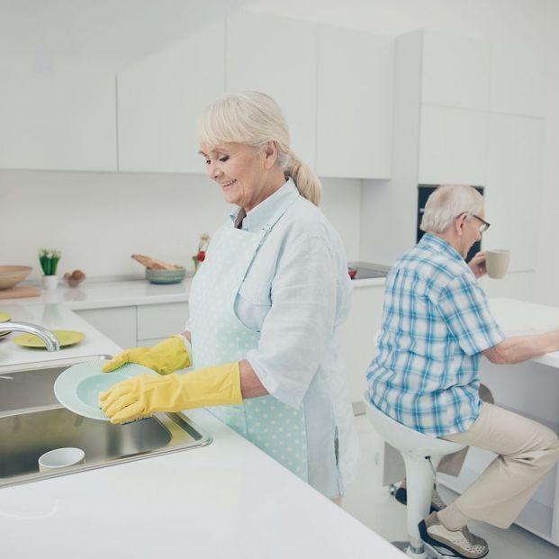 Amas de casa: requisitos para cobrar la pensión en 2021