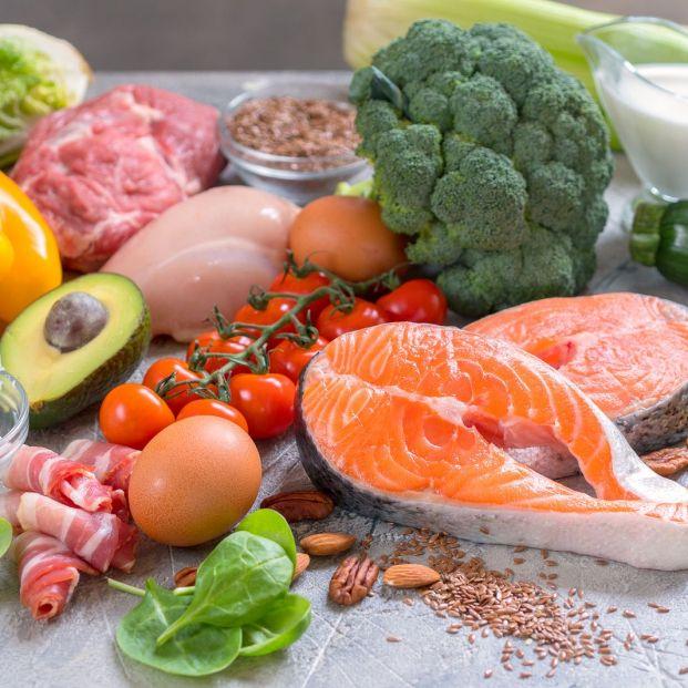 Dieta alta en proteínas (bigstock)