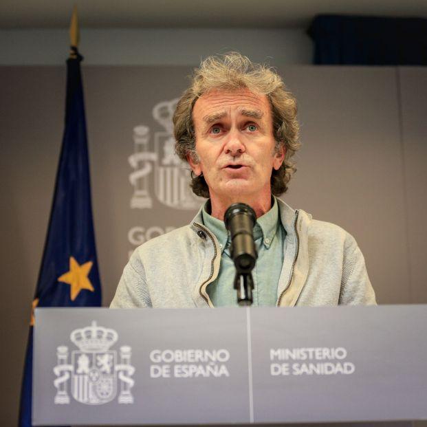 Fernando Simón advierte sobre el momento clave en el que se relajarán las medidas contra el Covid