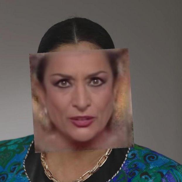Así se logró 'revivir' a Lola Flores para el anuncio de Cruzcampo
