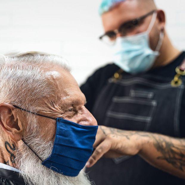 Coronavirus: ¿tienen los hombres con barba más probabilidades de contagiarse?  (Foto Bigstock)