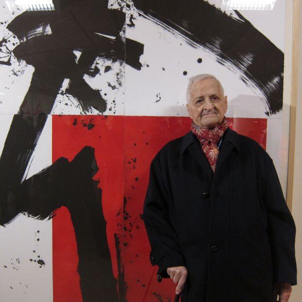 Muere el pintor Luis Feito, a los 91 años, por coronavirus