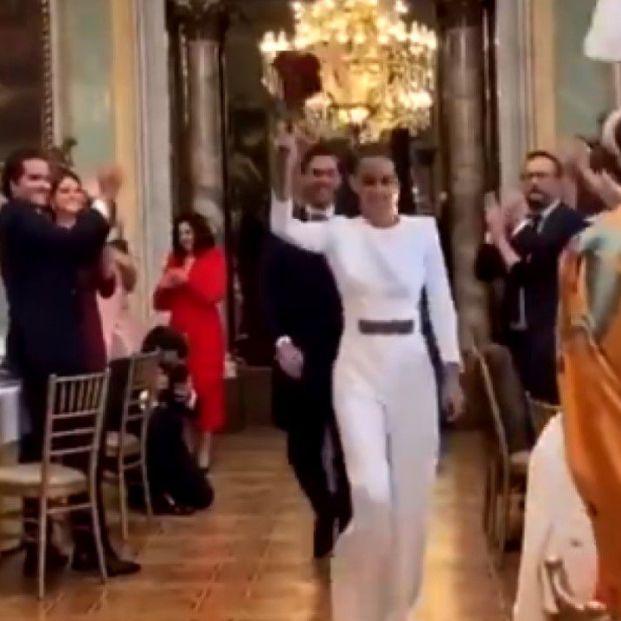 VÍDEO: Indignación por una boda en el Casino de Madrid sin mascarillas ni distancia de seguridad