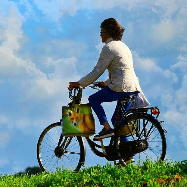 Siempre es buen momento para moverte en bicicleta (Creative commons)
