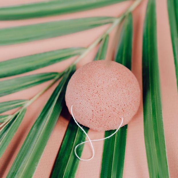 La esponja Konjac: natural, biodegradable y con múltiples beneficios para tu piel (bigstock)