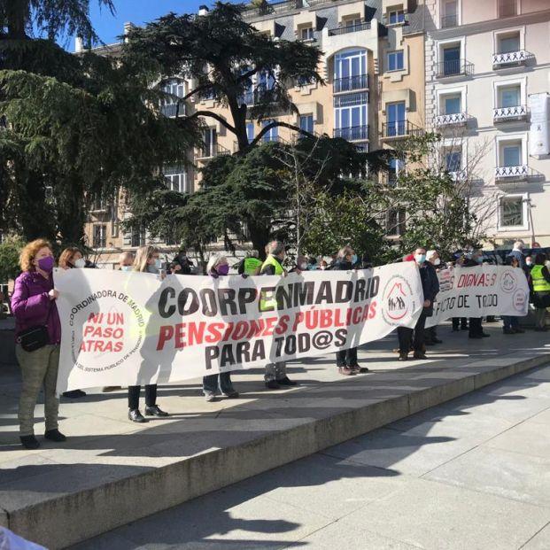 """Coordinadora Pensionistas: """"El Pacto de Toledo puede hacer mucho daño a las pensiones futuras"""""""