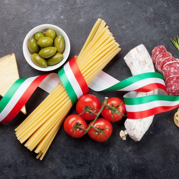 La gastronomía italiana inunda las estanterías de Lidl con productos con denominación de origen (Foto Bigstock)