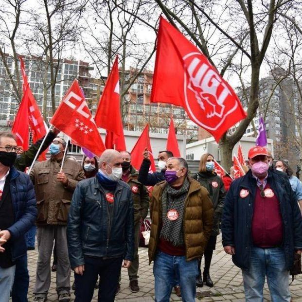 UGT y CCOO anuncian más movilizaciones para pedir la derogación de la reforma de las pensiones