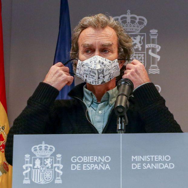 Fernando Simón se corta la melena y sorprende con su nuevo cambio de imagen
