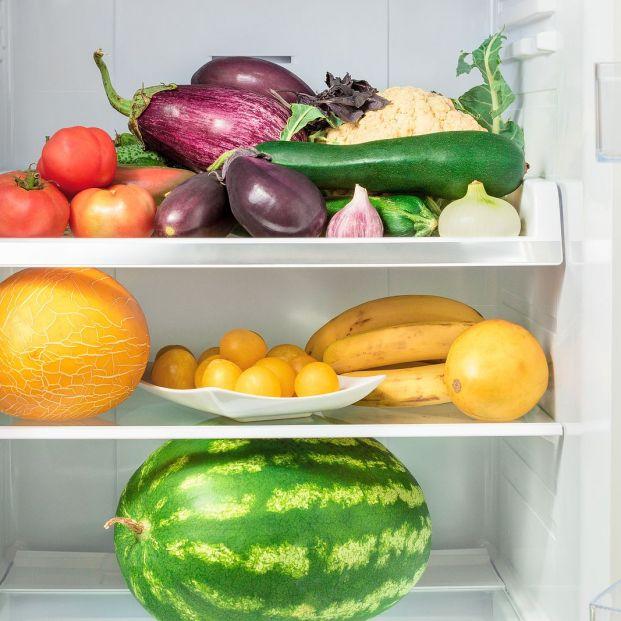 La fruta: ¿mejor dentro o fuera de la nevera? Foto: bigstock