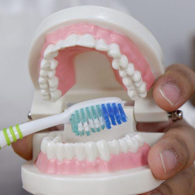 Cuida tu dentadura postiza