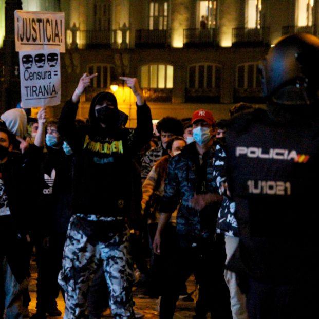 ¿Hace falta tanta violencia? Foto: Pablo Recio