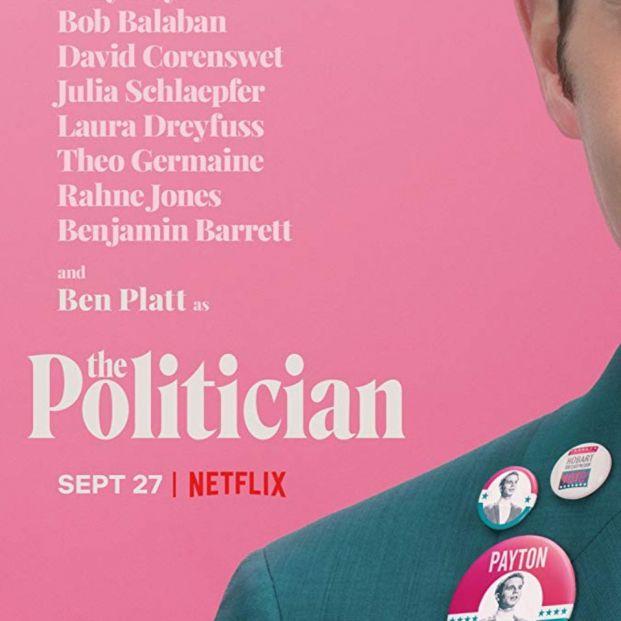 Cartel de The Politician de Netflix