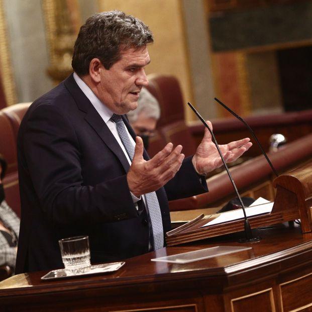 Maternidad y pensiones (José Luis Escrivá). foto: Europa Press
