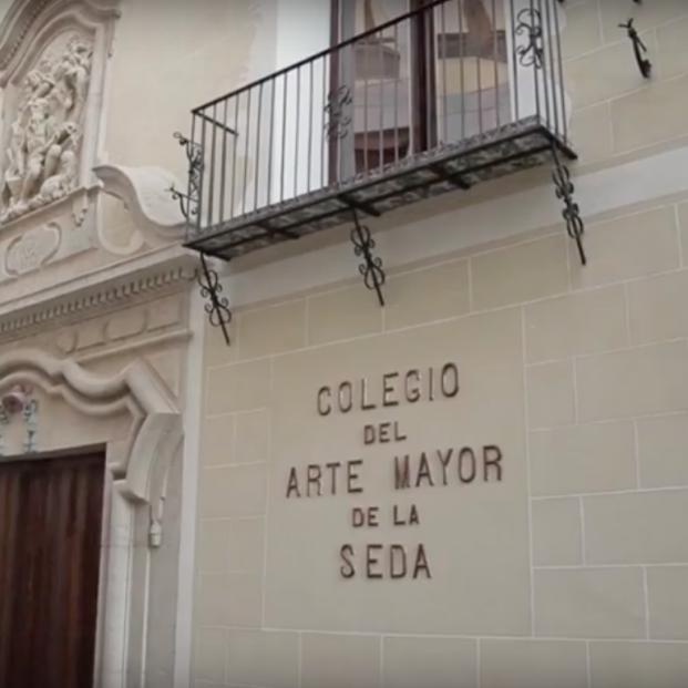 ¿Conoces el Museo del Arte Mayor de la Seda en Valencia? (Fotograma de Youtube)