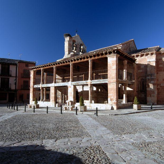Los 5 pueblos más bonitos de Segovia. Ayllón Foto: Ayuntamiento de Ayllón
