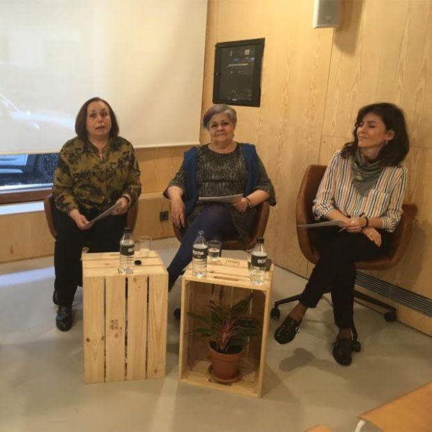 Presentación de 'Hogar y Café', el nuevo programa para compartir vivienda entre mayores de la Fundación Pilares.