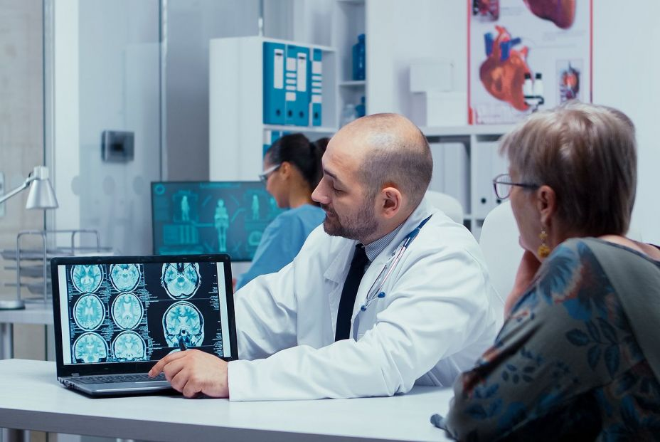 Hematoma subdural: ¿Cuáles son sus causas? Bigstock