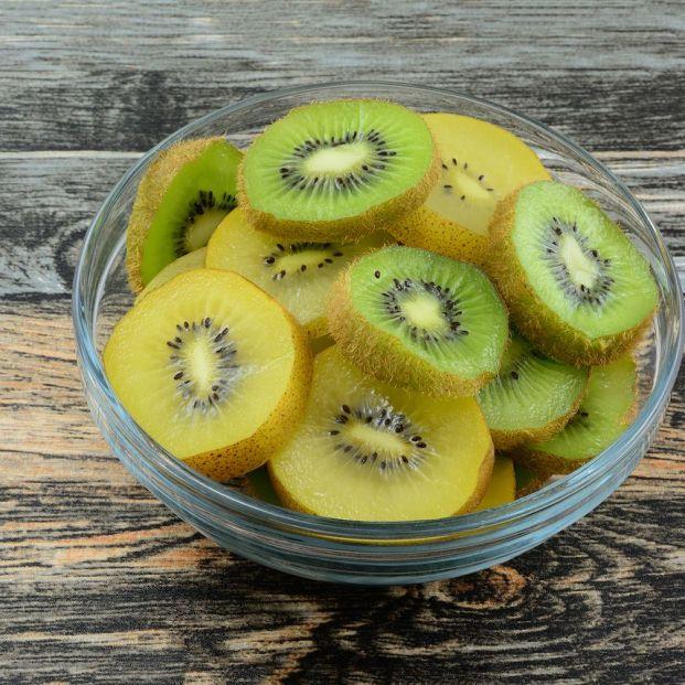 ¿Qué es mejor el Kiwi verde o el amarillo?