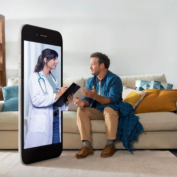 Telemedicina: la sanidad del futuro Foto: Telefonica