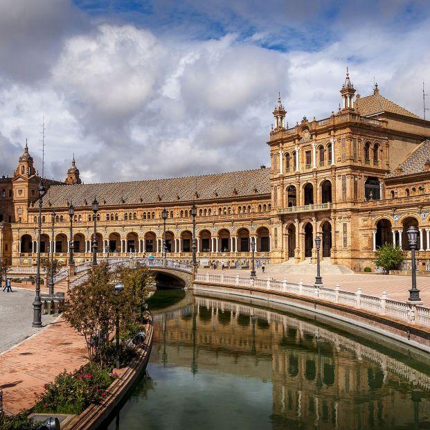 Las 5 plazas más bonitas de Europa Foto: bigstock