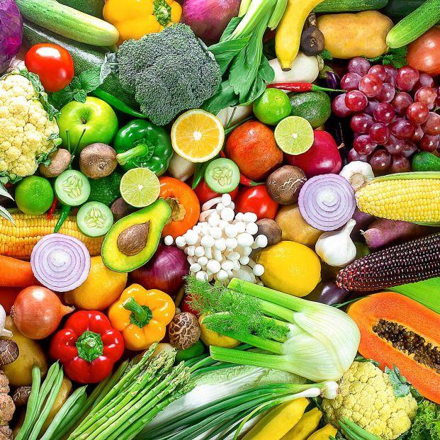 En verano: verduras y hortalizas
