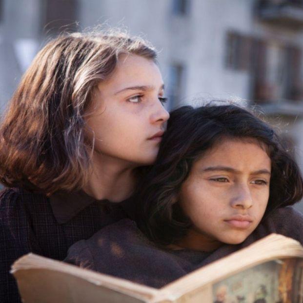 Escena de 'La amiga estupenda' (HBO)