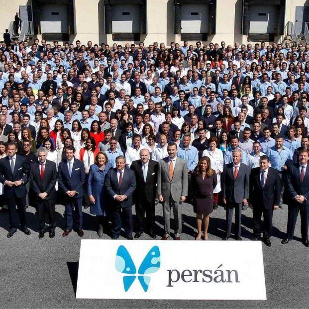 Persán supera los 420 millones de facturación en 2020